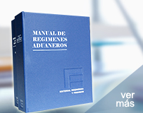 Manual de Regímenes Aduaneros